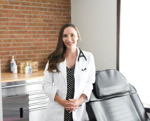Ali Wagstaff - Elite Medical & Aesthetics - Centennial, Colorado