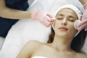 relaxing deep cleansing facial